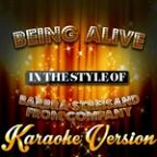 Being Alive (In The Style Of Barbra Streisand From Company) [karaoke Version] - Single