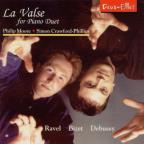 La Valse for Piano Duet