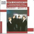 Shostakovich: String Quartet no 7-9 / Brodsky Quartet