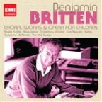 Britten: Choral Works & Operas For Children