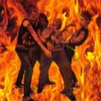 Headbanger's Karaoke Club Dangerous Fire
