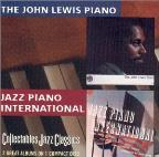 John Lewis Piano/Jazz Piano International