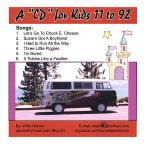 CD For Kid's 11to 92