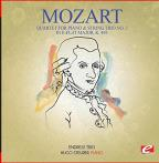 Mozart: Quartet For Piano & String Trio No. 2 In E-Flat Major, K. 493