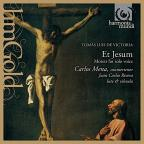 Et Jesum: Motets for Solo Voice by Tomas Luis de Victoria