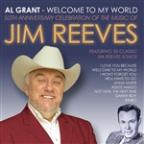 Welcome to My World: 50th Anniversary Celebration of the Music of Jim Reeves