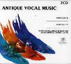 Antique Vocal Music