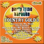 Party Tyme Karaoke: Country Gold, Vol. 3