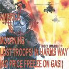 AMERICA IN HARMS WAY 'cd music downloads'