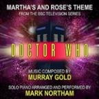 Doctor Who: Martha's Theme And Rose's Theme For Solo Piano From The BBC Television Series (Murray Gold) Single