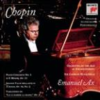"Chopin: Piano Concerto No. 1; Grand Valse Brillante No. 2; Variations on ""La ci darem la mano"""