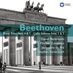 Beethoven: Piano Trios Nos. 4 & 5; Cello Sonatas Nos. 3 & 5