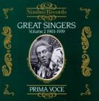Great Singers Vol. 2