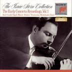 Early Concerto Recordings, Vol. 1