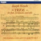 Haydn: Trios for Fortepiano, Flute and Cello
