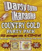 Party Tyme Karaoke: Country Gold Party Pack