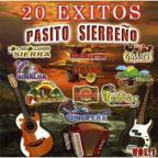 Pasito Cierreno 20 Exitos Vol. 1 - Pasito Sierreno 20 Exitos