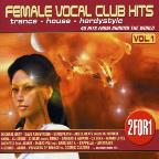 Female Vocal Club Hits, Vol. 1
