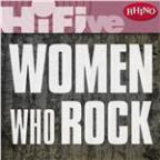 Rhino Hi-Five: Women Who Rock