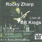 Live at B.B. Kings, Hollywood