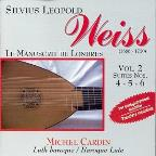 Weiss: Le Manuscrit de Londres Vol 2 / Michel Cardin