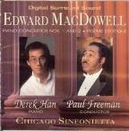 MacDowell: Piano Concertos nos 1 and 2 / Han, Freeman