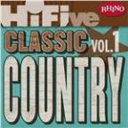 Rhino Hi-Five: Classic Country Hits [Vol.1]