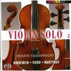 Violin Solo, Vol. 3