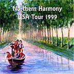 Northern Harmony U.S.A. Tour 1999