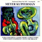 Meyer Kupferman: Orchestral Music, Vol. 16
