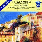 Tchaikovsky: Symphony No.6 'Pathetique'; Rubinstein: Piano Concerto