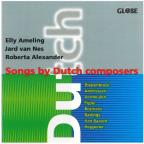 Songs by Dutch Composers/Various