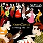 Music of Brazil / Sambas / Recordings 1955 - 1958