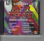 Latin Power Karaoke: Mariachi Exitos, Vol. 2