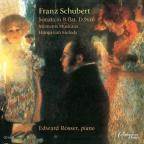 Franz Schubert: Sonata in B flat, D. 960; Moments Musicaux; Hungarian Melody