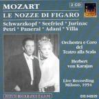 Mozart, W.A.: The Marriage Of Figaro [opera] (Karajan) (1954)