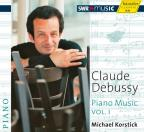Debussy: Piano Music, Vol. 1