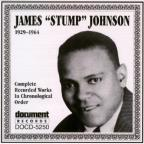 "James ""Stump"" Johnson (1929-1964)"