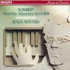 Schubert: Piano Trio no 1 D 898, etc / Beaux Arts Trio