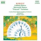 "Kodaly: Galanta Dances; Marosszek Dances; ""Peacock"" Variations"