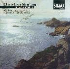 Christian Sinding: Songs, Vol. 1