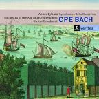 C.P.E. Bach Symphonies and Cello Concertos