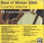 Best Of Winter 2005 Country Vol. 1