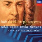 Bach J.S: Double And Triple Concertos Bwv 1060-64