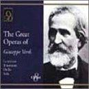 Great Operas of Giuseppe Verdi