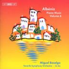 Albeniz: Piano Music, Vol. 6