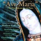 Ave Maria for Two Instruments and Piano