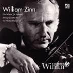 William Zinn: Wihan Quartet