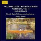 Best of Emile Waldteufel Vol 11 / Walter, Slovak PO