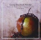 Georg Friedrich Handel: Suites de Pieces le Clavecin, 1720